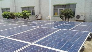 30KW Grid-tied Solar System in Faisalabad for Knitwear Factory